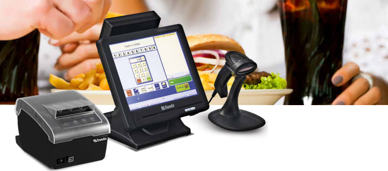 INTEGRATED TOUCH POS SOLUTION