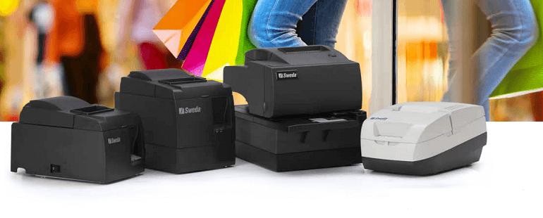 Impressoras Fiscais - ST SB - Sweda