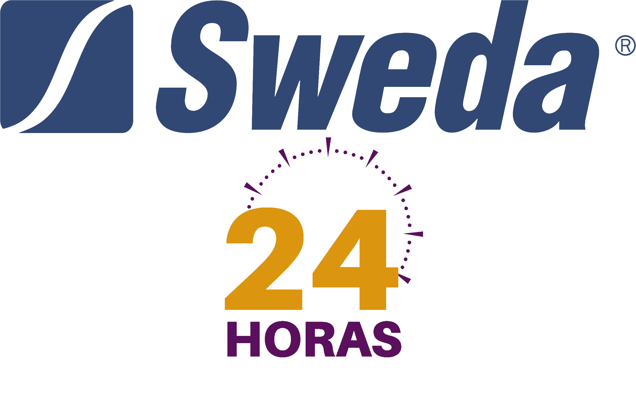 Logotipo  - Sweda 24Hrs