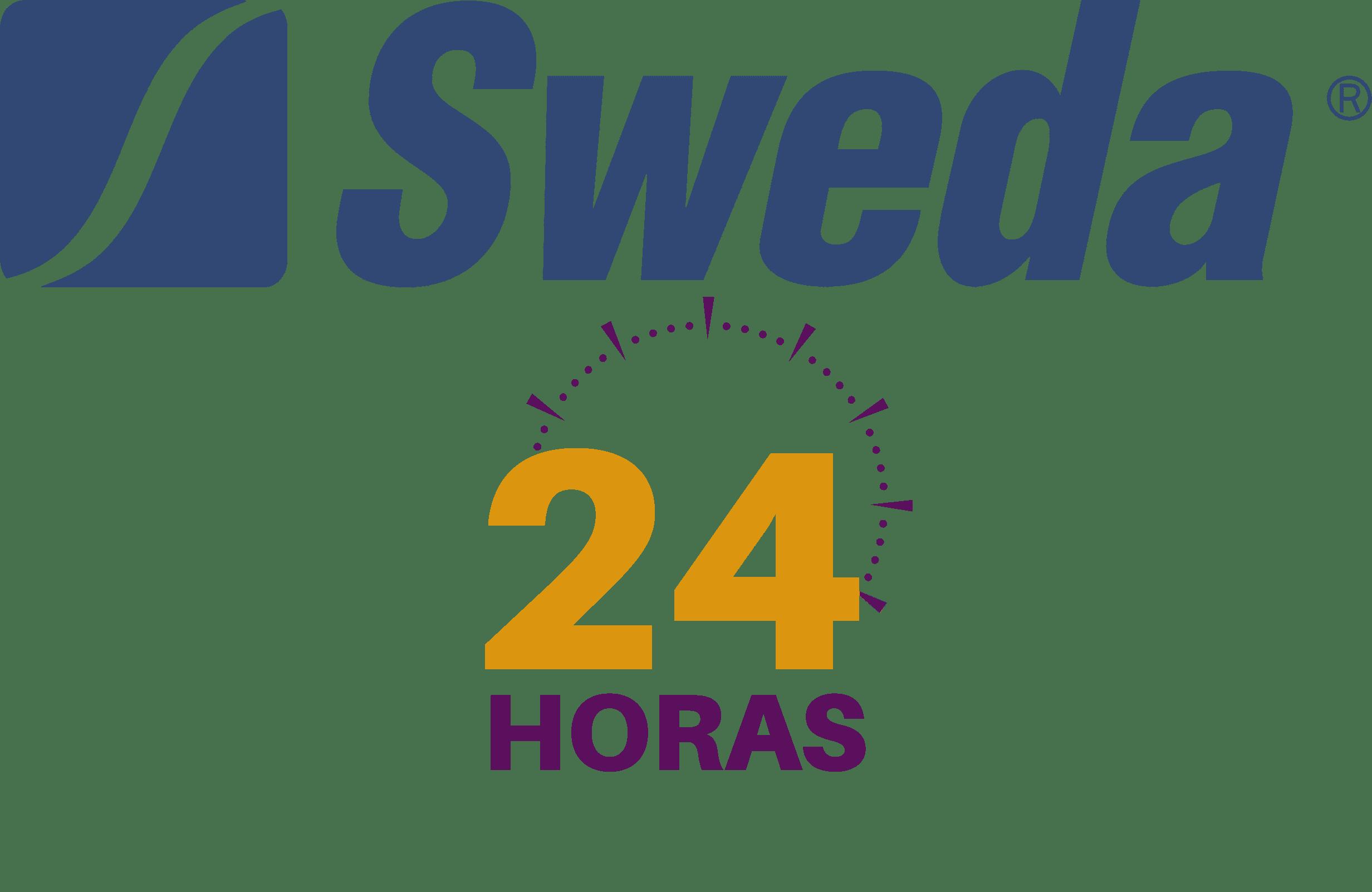 Logotipo  - Sweda 24Hrs