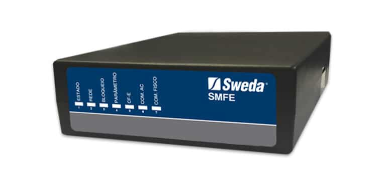 Modulo Fiscal Eletrônico - Ceará - SMFE - Sweda