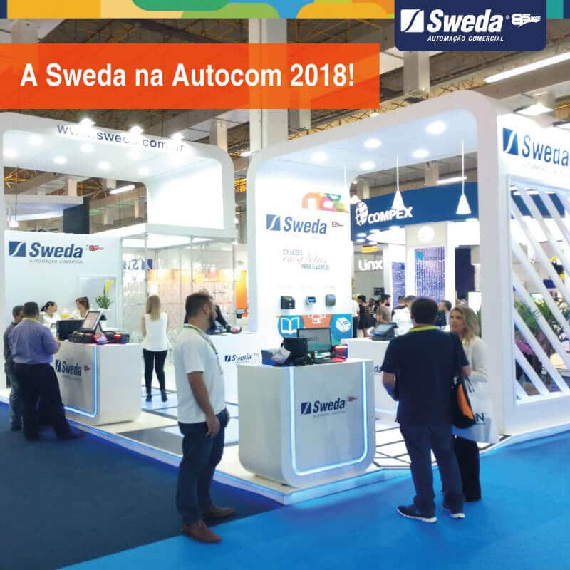 Sweda na Autocom 2018