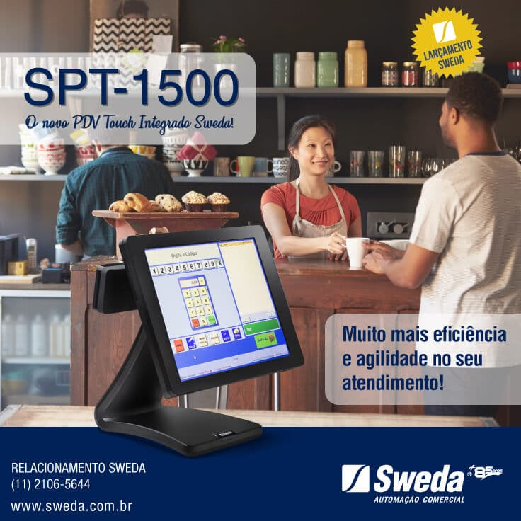 Lançamento SPT-150