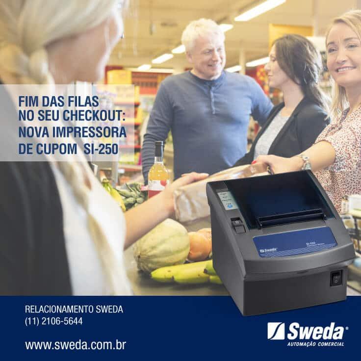 Lançamento Impressora SI-250